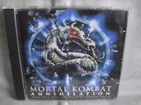 Mortal Kombat- Annihilation- Soundtrack mit Megadeth, Rammstein ua.