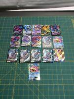 Pokemon 16 Card Lot. Ultra Rare GX/V/Vmax/Fullart