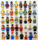 10 NEW LEGO MINIFIG RANDOM LOT mystery figure minifigure city town space female