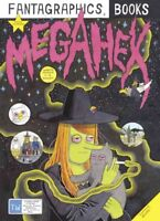 Megahex, Hardcover by Hanselmann, Simon, Brand New, Free shipping in the US
