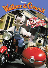 Wallace and Gromit: Three Amazing Adventures