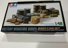 TAMIYA Jerry Can Set Series No 10 Military Miniature Series