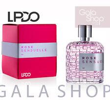 LPDO PARFUMS ROSE SENSUELLE PROFUMO EQUIVALENTE MONTALE ROSE MUSK DONNA 100ML