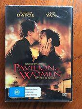 Pavilion Of Women DVD Region 4 New Willem Dafoe John Cho Luo Yan Shek Sau DRAMA