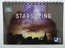 Stargazing Live 2013. Open University. Stars/Planets/Comets/Satellites/Asteroids