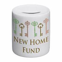 New Home Fund Novelty Ceramic Money Box