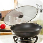 29cm Kitchen Catering Anti Splatter Screen Guard Oil Spit Cover Frying Pan Lid