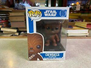 Funko POP! NIP - Star Wars Small Print CHEWBACCA #06