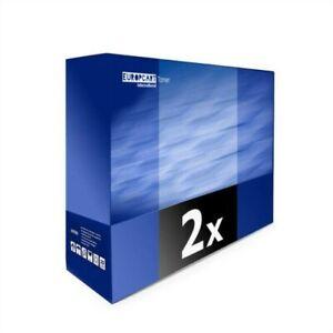 2x Cartridge for Lexmark T-622-DN T-620-DN T-620-IN T-622-N T-622-IN 4069-7XX