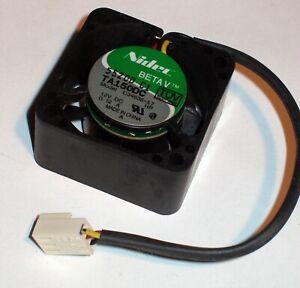 Nidec BETA V Dual Ball 3-pin 12V 0.12A Fan 40mm x 40mm x 28mm, TA150DC C34636-57