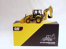 Caterpillar 416F2 Loader Backhoe - 1/24 - CCM - Diecast - Brand New 2017