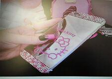 Hello Kitty Mirror Diamond Bling Silikon Case Schutzhülle für iPhone 5 5S / 6 6S