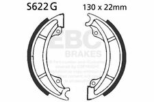 FIT SUZUKI RM 500 D/E 83>84 EBC FRONT GROOVED BRAKE SHOES