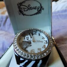 Disney Minnie Mouse Zebra style watch