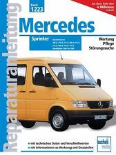 MERCEDES SPRINTER 1995-2000 DIESEL 208 BIS 412 REPARATURANLEITUNG 1223 WARTUNG