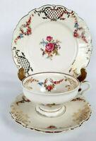 Schirnding tolles Vintage Sammelgedeck Porzellan Bavaria Bodenmarke 1948-1974