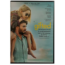 Gifted movie DVD, French and English audio, NEW.