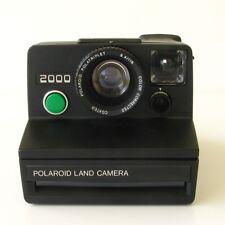 Polaroid  land camera 2000 bouton Vert - Etat de fonctionnement -  TBE
