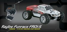 RC Auto funrace 01s-c Pro 4x4 trazione integrale 2.4ghz CAR BUGGY 70kmh in - & outdoor