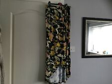 Next Summer Maxi Skirt Bnnw Stunning Style Size 12 Shorter At Front