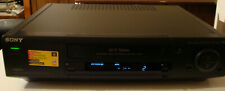 New listing Sony Slv-760Hf 4 Head Vcr Vhs Video Cassette Player Recorder