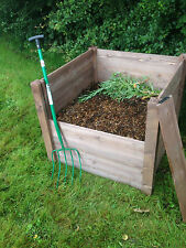 More details for fsc single wooden economy compost bin composter end of stock