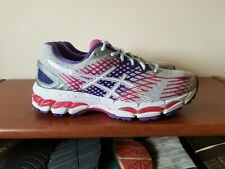 WOMENS ASICS GEL-NIMBUS 18 ATHLETIC RUNNING SHOES SIZE 8 Casual Sneakers