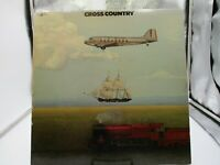CROSS COUNTRY SELF TITLED 33 RPM ATCO RECORDS SD 7024  VG+ cover VG/VG+