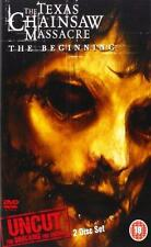 TEXAS CHAINSAW MASSACRE : THE BEGINNING Jordana Brewster Cult Horror DVD *EXC*