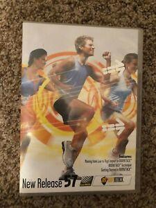 Les Mills BODYATTACK 57 DVD, CD, Notes body attack