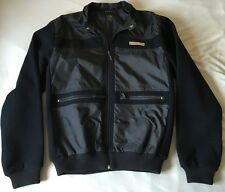 ADIDAS WOOL NAVY JACKET M SIZE