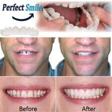 Magic Teeth Brace 2PCS/set Temporary Smile Comfort Fit Cosmetic Denture Teeth