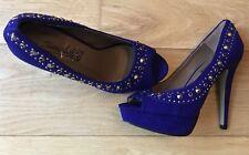 Stilletto Size 37  Purple Shoes Timeless