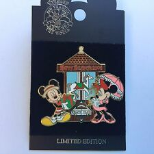 WDW - Happy Holidays 2004 Beach Club Resort LE 1000 Disney Pin 35475