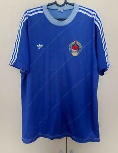 Yugoslavia Adidas Jersey Vintage Shirt Jugoslavija West Germany Trikot Camiseta