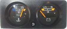 Renault Gauges Set (Temperature Gauge + Volt meter) Jaeger