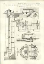 1893 5000 Hp Turbines Niagara Falls New Zealand Baldwin Narrow Gauge
