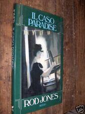 IL CASO PARADISE J. ROD RIZZOLI 1989 fo ^