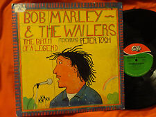 BOB MARLEY & The Wailers BIRTH OF A LEGEND  1A/1A