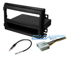 2007-2008 F-150 CAR STEREO CD PLAYER RADIO INSTALLATION DASH KIT W/ WIRE HARNESS