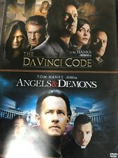 Angels & Demons / Da Vinci Code, the - Includes Both Movies