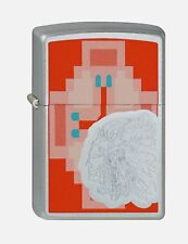 Zippo Lighter ● Indian Chief Indianer ● 2001507 New OVP ● A406