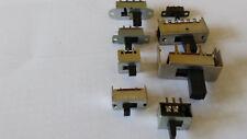 5x Kippschalter Schalter kurz ein//aus 12V blau 1,73 EUR//Stück