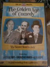 The Secret Word Is Jack TIME LIFE DVD Bob Hope BENNY
