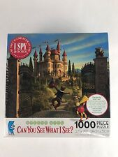 1000 piece Ceaco Can You See What I See Puzzle Jigsaw Walter Wick I Spy