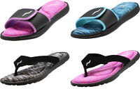 NORTY - Women's Memory Foam Footbed Sandals - Casual for Beach, Pool, Shower