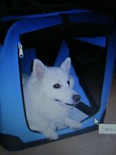 """New listing Used 20"""" Portable Travel Soft-Sided Pet Crate Carrier Kennel For Dog or Cat -146"""