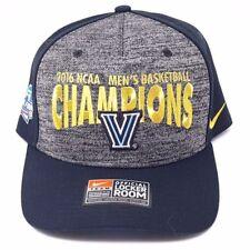 Nike Villanova 2016 NCAA Men's Basketball Champions Snapback Hat NEW Gray