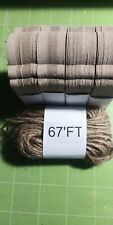 200pcs Blank Kraft Paper Hang Tags Wedding Favor Label Brown and white Gift tags