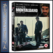 YOUNG MONTALBANO - COMPLETE SERIES 2 *BRAND NEW DVD***